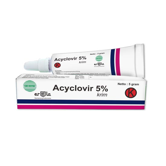 Medication Zovirax Cream